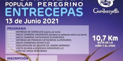 X CARRERA POPULAR PEREGRINO ENTRECEPAS