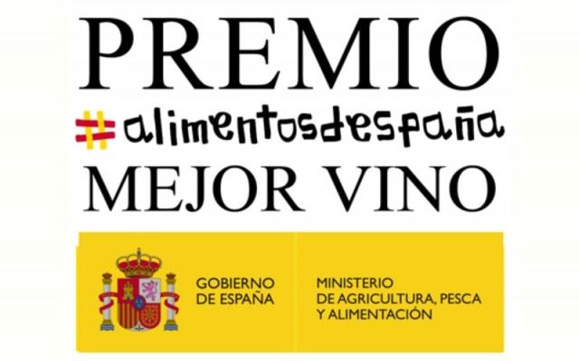CONVOCADO EL PREMIO ALIMENTOS DE ESPAÑA AL MEJOR VINO 2021