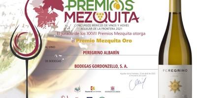 PREMIO MEZQUITA DE ORO PARA NUESTRO PEREGRINO ALBARÍN