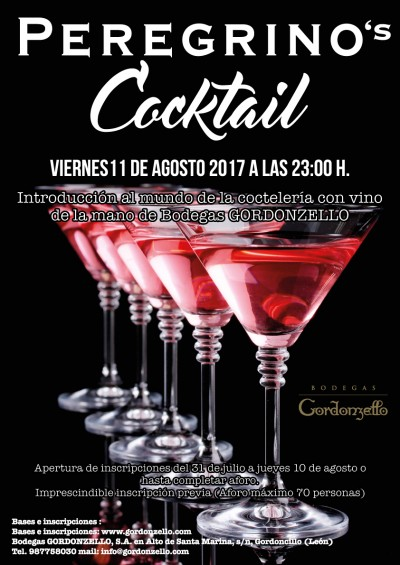 PEREGRINO´S COCKTAIL 2017