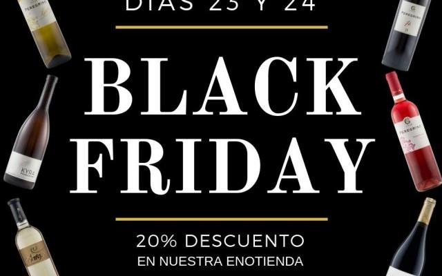 ¡¡¡¡¡EL BLACK FRIDAY YA ESTÁ AQUÍ!!!!