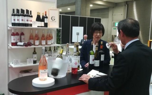 GORDONZELLO EXPONE EN JAPÓN