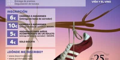 IX CARRERA POPULAR PEREGRINO ENTRECEPAS