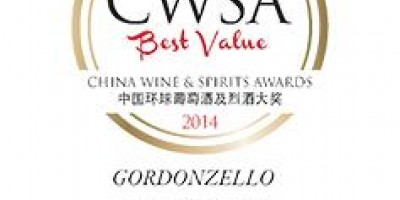 DOBLE MEDALLA DE ORO PARA EL VINO DOLCA 2013 EN CHINA WINES & SPIRITS AWARDS