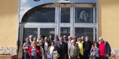 Visita GORDONZELLO el Colegio de Ing. Téc. Industriales de León